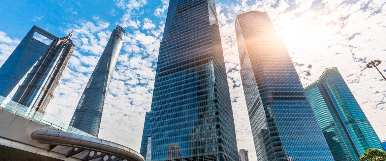 empresas telefonía rascacielos