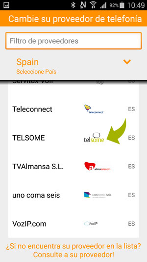 Softphone: use your fixed line from any device | Telsome  IP